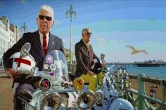 brighton scooter rally 2015 - Buscar con Google