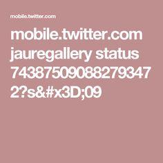 mobile.twitter.com jauregallery status 743875090882793472?s=09