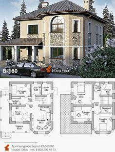20x30 House Plans, Sims 4 House Plans, Modern House Plans, House Layout Design, House Layouts, Minimalist Architecture, Architecture Plan, Contemporary Architecture, Dream Home Design
