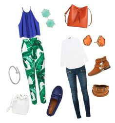 Untitled #20 by dhymundmonet on Polyvore featuring polyvore, fashion, style, Steffen Schraut, Dolce&Gabbana, Balmain, Mercanti Fiorentini, Chinese Laundry, Lodis, Mansur Gavriel, Kendra Scott, Hermès, Panacea, Cartier and clothing