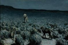 Frederic Remington, Wolves KP