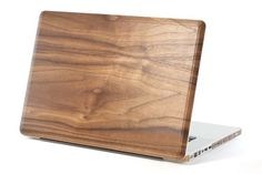 Toast Walnut MacBook Cover