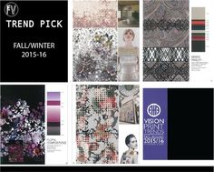 Trends // A+A Vision - Print Trends A/W 2015-16