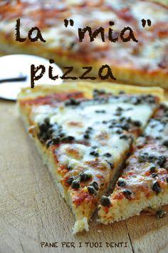 "La ""mia"" pizza"