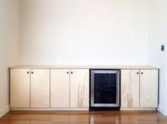 Image result for birch plywood.cabinets