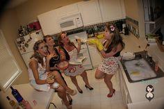 DixiePinUp.com  Bachelorette Parties!