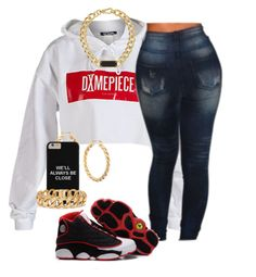 """""""Untitled #15"""" by jazzybadass ❤ liked on Polyvore featuring Dimepiece, Marc by Marc Jacobs and ASOS"""