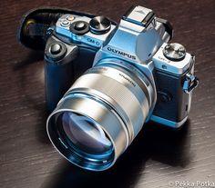 LOVE this lens. Olympus OM-D EM-5 & Olympus Zuiko M. 75mm f/1.8