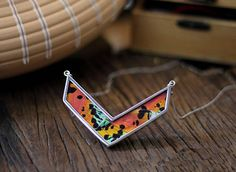 Check out this item in my Etsy shop https://www.etsy.com/uk/listing/513751386/butterfly-wing-necklace-butterfly-wing