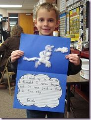 Mrs. Schmelzer's First Grade Class: A Week Of Weather Learning