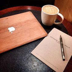 Little Starbucks with #glitty