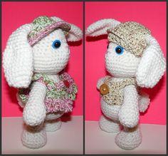 Ravelry: Honey Bunny pattern by Britni Husband