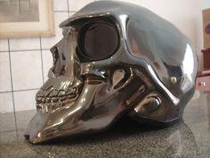 Motorcycle Helmets: New Skull Motorcycle Helmet