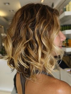 @Brian TeDuits Georgevich  What do you think?! It makes me want short hair BUT NEVER LET ME CUT IT! NO MATTER WHAT!
