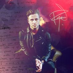Ryan Tedder of OneRepublic in Nation magazine