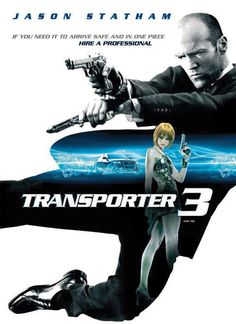 Transporter 3 (French: Le Transporteur 3) is a 2008 English-language French action-thriller film. It is the third and final installment in the original trilogy of the Transporter franchise. Both Jason Statham and François Berléand reprise their roles, as Frank Martin and Inspector Tarconi, respectively.