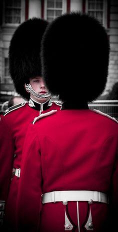 Queen's Guard, London, England