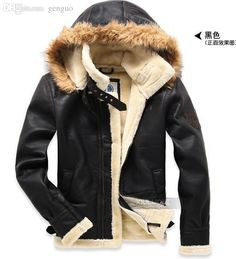 2019 Fall New Winter Warm Mens Genuine Leather Jacket Men Retro Brown Sheepskin  Fur Coat Man Wool Liner Shearling Jackets And Coats From Yinglan,  Price   ... d6e77a259c89