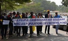 Boko Haram : Marche de soutien à l'armée le 28, la réaction du CODE - 05/02/2015 - http://www.camerpost.com/boko-haram-marche-de-soutien-a-larmee-le-28-la-reaction-du-code-05022015/?utm_source=PN&utm_medium=CAMER+POST&utm_campaign=SNAP%2Bfrom%2BCamer+Post