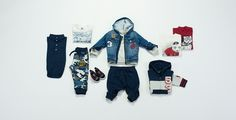 Nucleo Kids: collezione Baby Boy Fall Winter 2016