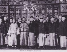 Chinese Consolidated Benevolent Association; the original Chinese six companies that ran Chinatown.