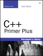Fra Addison-Wesley Professional: C++ Primer Plus. Tilgjengelig via Safari Tech Books.