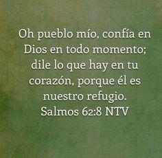 Trust God, Psalms, Hearts