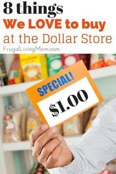 Your local Dollar General, Dollar Tree, or other dollar store can be a great source of inexpensive goods that can save you tons of money. Some items are a better deal than others, so it's good to go in with a plan. Great frugal living tips! Frugal Living Tips, Frugal Tips, Saving Ideas, Money Saving Tips, Money Tips, Money Savers, Finance Blog, Finance Tips, Dollar General