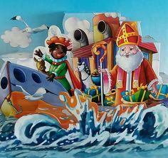 Zie ginds komt de Stoomboot