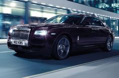 Rolls-Royce Ghost V-Specification Gets Close to 600 HP Mark - Motor Trend WOT
