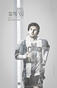 Ballon d'Or 2012 on Behance   Lionel Messi