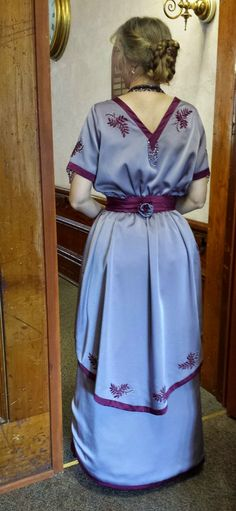 Time Traveling in Costume: COSTUMING IN THE PACIFIC NORTHWEST Pacific Northwest, North West, Time Travel, Traveling, Costumes, Shirt Dress, Shirts, Dresses, Fashion