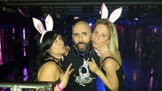 Muccassassina Carnival Party - Roma 2015 feat du matte