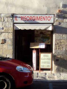 El mundo de Avekrénides.                     : Il Risorgimento. Florencia. El Sibarita.