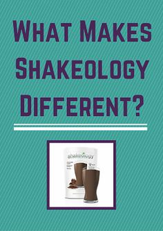 Crystal P Fitness and Food: What makes Shakeology different? Ingredients In Shakeology, Build A Story, 21 Day Fix Meal Plan, Whey Protein Concentrate, Best Diet Plan, Isolate Protein, Boost Metabolism, Best Diets, Food Cravings