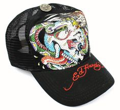 Ed Hardy Trucker Hats