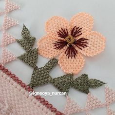 Flower Embroidery Designs, Crochet, Floral, Flowers, Instagram, Chrochet, Florals, Florals, Crocheting