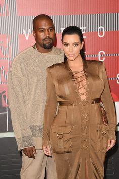 Kim Kardashian Photos - 2015 MTV Video Music Awards - Arrivals - Zimbio