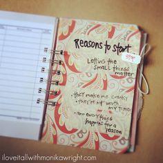 30 days of lists   days 3 - 15