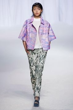 There's certainly no lack of inspiration during the fashion weeks - 3.1 Phillip Lim S/S14