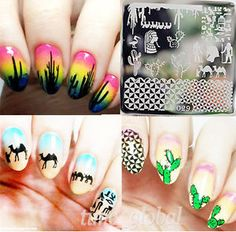 cactus stamping plate - Buscar con Google