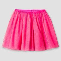 Toddler Girls' Tutu Skirt Bright Pink - Cat & Jack™