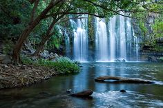 Costa Rica-Waterfalls, beaches, white water rafting, horseback riding, and canopy tours.  When can I leave?