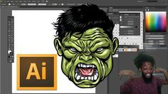 ULTIMATE COLORING TIPS AND TRICKS TUTORIAL !!!FOR ADOBE ILLUSTRATOR CS6 ...