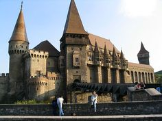 Hunyadi  Castle (Castelul Huniazilor), Hunedoara, Romania