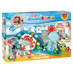 CRAZE Splash Beadys gyöngy szett - ALKOTÓ STÚDIÓ Lego Technic, Lego Duplo, Starter Set, Design Studio, Products, Baby & Toddler, Stencils, Crafting