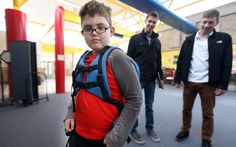 It may look like a typical book bag, but a backpack designed by a group of college students to meet the sensory needs of kids with autism is far from ordinary.