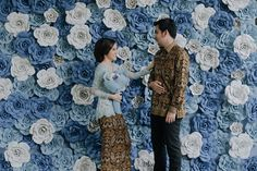 Wedding Backdrop Outdoor Green 58 Ideas For 2019 Diy Wedding Backdrop, Diy Backdrop, Floral Backdrop, Backdrops, Engagement Inspiration, Wedding Inspiration, Engagement Ideas, Kebaya Wedding, Batik Couple