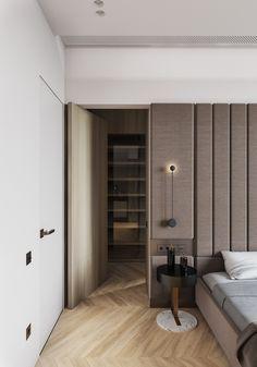 amazing homes interior Bedroom Closet Design, Home Bedroom, Modern Bedroom, Master Bedroom, Bedroom Decor, Pompom Rug, Interior Architecture, Interior Design, Suites