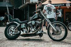 430 個讚,4 則留言 - Instagram 上的 Juampi Garcia(@juampigarcia):「 ⚡️⚡️ 」 Shovel Head, Kustom, Cool Bikes, Chopper, Motorbikes, Harley Davidson, Motorcycle, Instagram, Motorcycles
